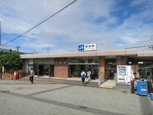 大東市・野崎駅外観